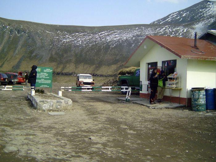 Volcanes de m xico 2008 nevado de toluca for Como llegar al ministerio del interior