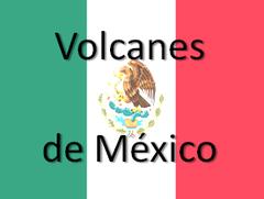 Volcanes Activos E Inactivos De México[Megapost]